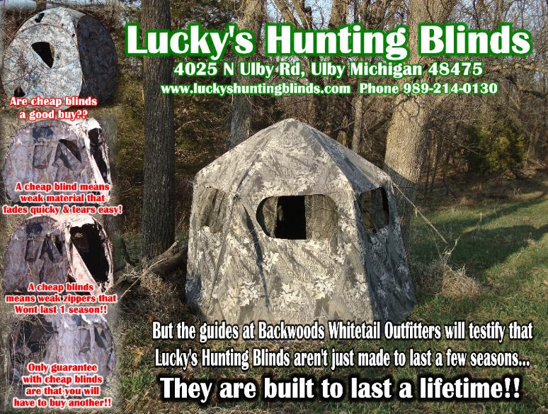 Luckys Hunting Ground Blinds