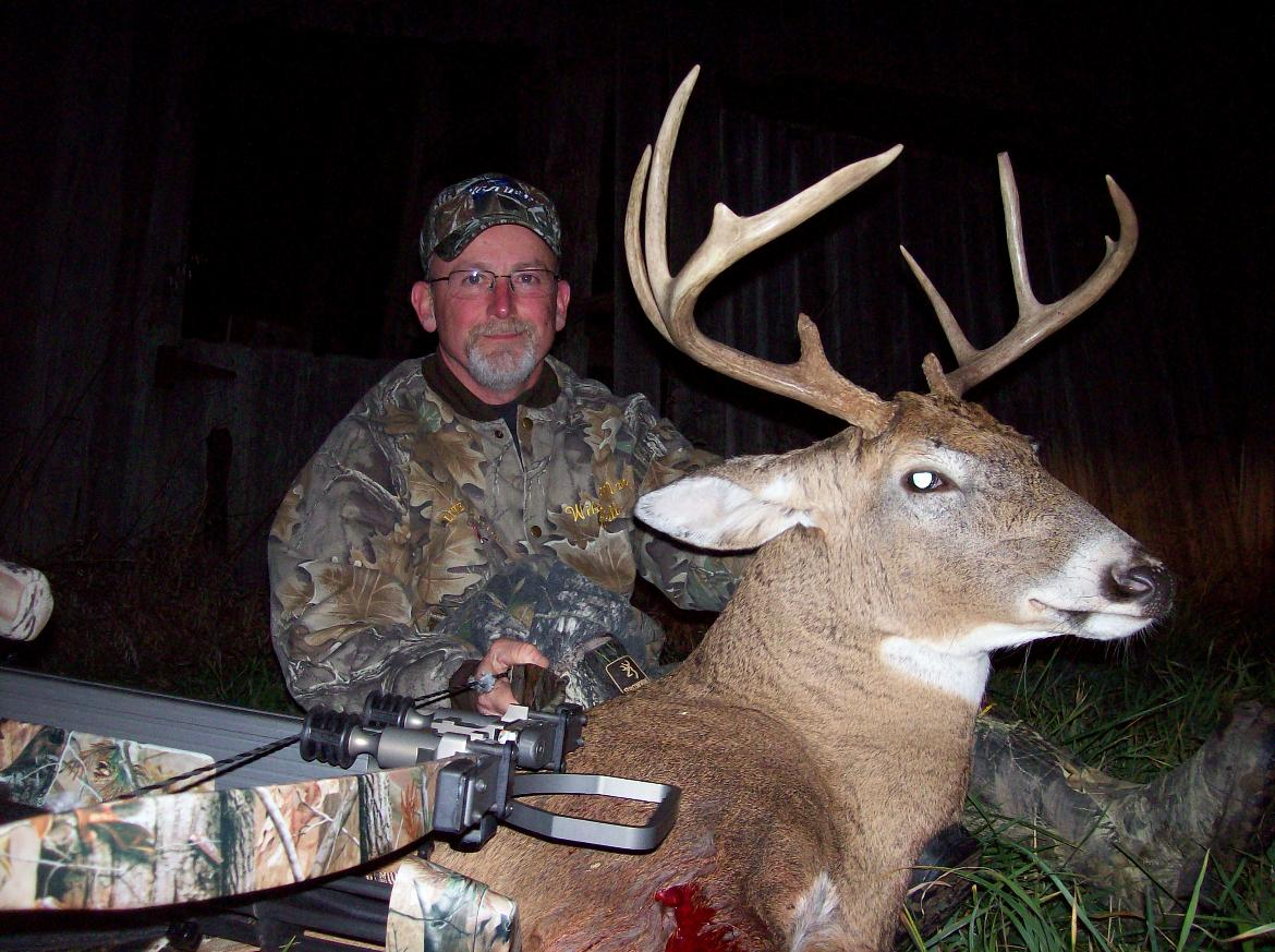 Illinois Crossbow Whitetail Hunting