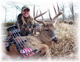 Illinois Whitetail Hunts